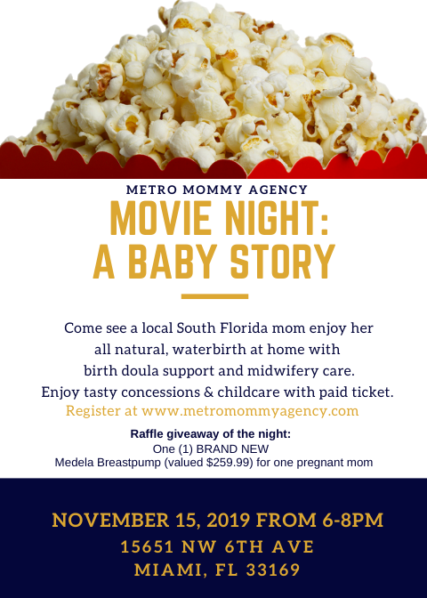 Movie Night_ A baby story
